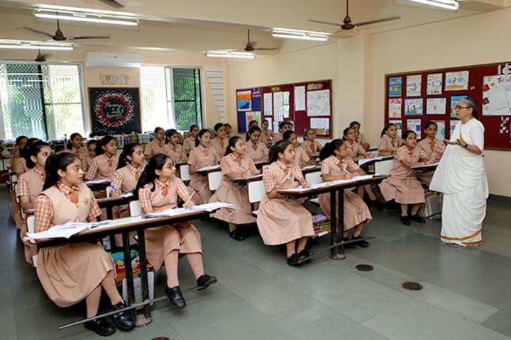 Sarvanaman Vidya Mandir-Classroom