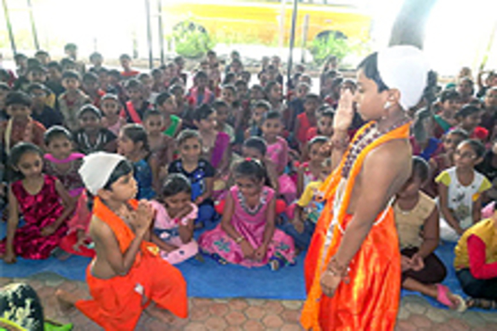 Sarvodaya Secondary School-Childrens Day