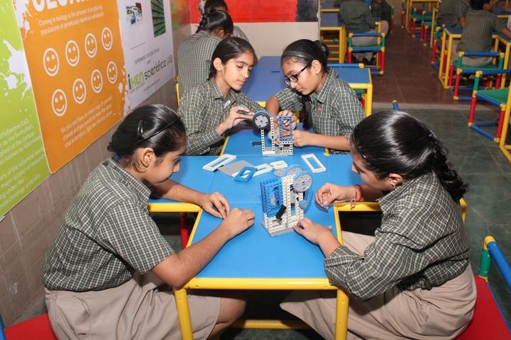 Sarvodaya Secondary School-Design Tech Lab