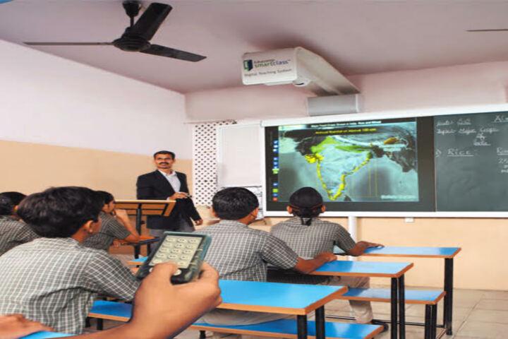Sarvodaya Secondary School-Digital Classroom