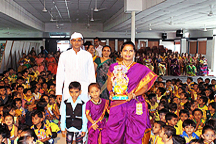 Sarvodaya Secondary School-Ganesh Chathurthi