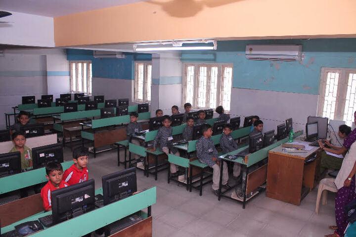 Sarvodaya Secondary School-IT Lab