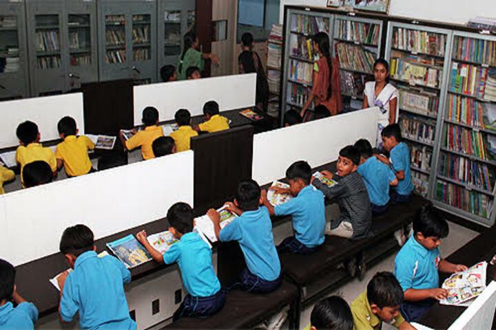 Sarvodaya Secondary School-Library