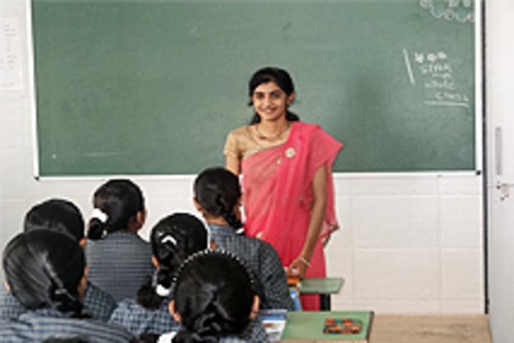 Sarvodaya Secondary School-Teachers Day