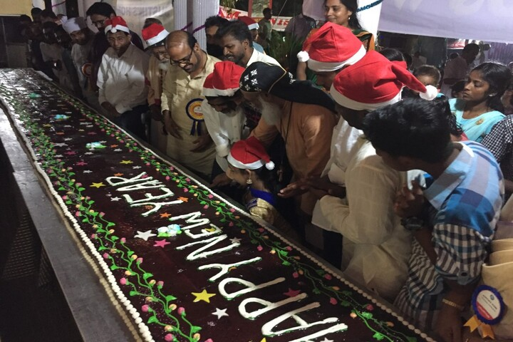 Sathyam Mission School-Christmas Celebration