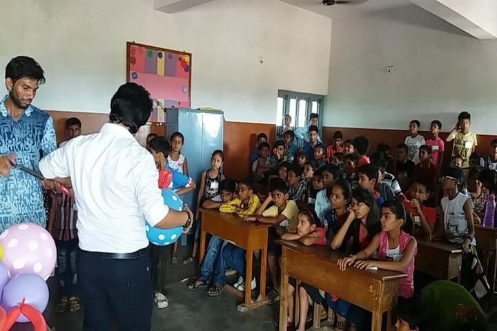 Sathyam Mission School-Classroom
