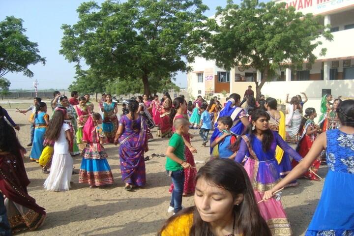 Sathyam Mission School-Festival Celebration
