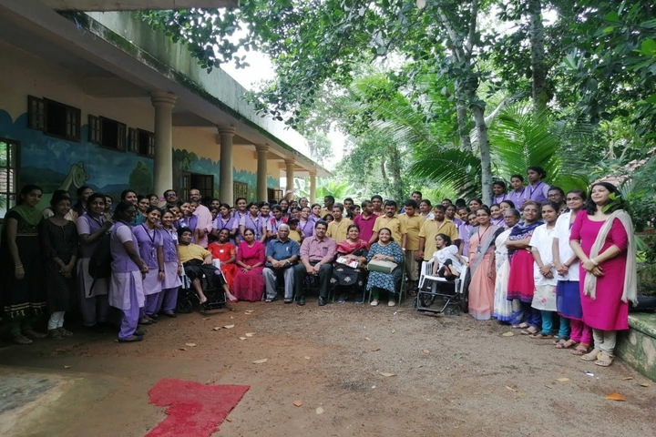 Sathyam Mission School-Group Photo