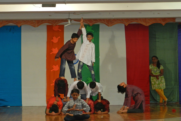 Sattva Vikas School-Independence Day