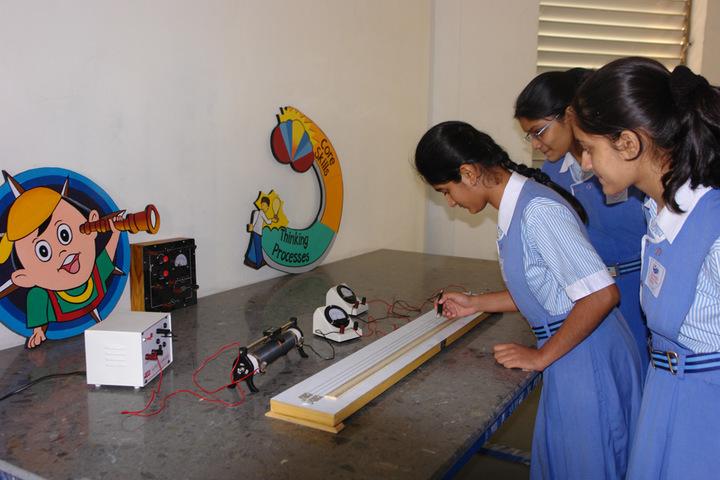 Sattva Vikas School-Maths Lab