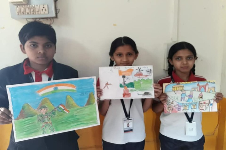 Savvy International School-Art And Craft