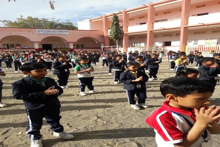 Savvy International School-Assembly