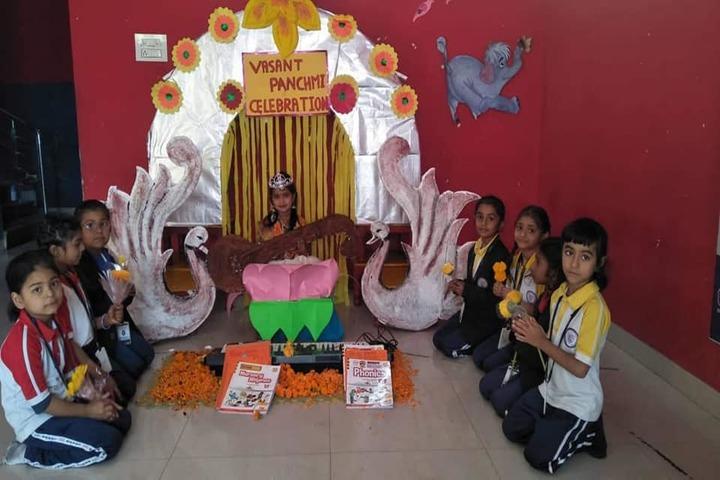 Savvy International School-Vasanth Panchami
