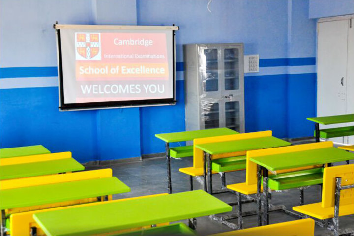 School Of Excellence-Digital Class room