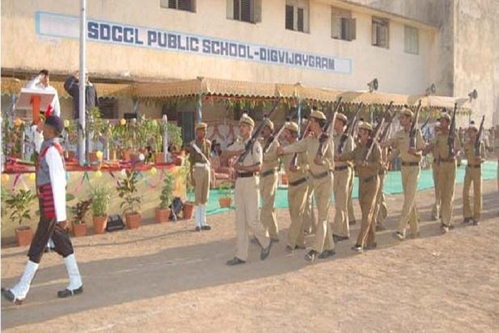 SDCCL Public School-Investiture Ceremony
