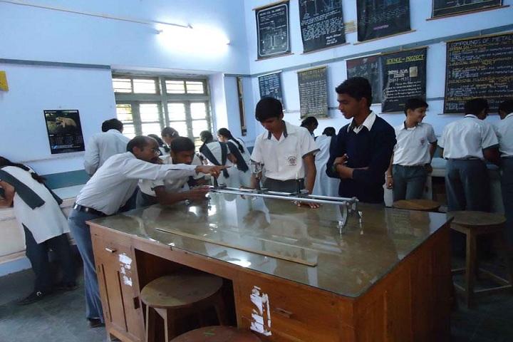 SDCCL Public School-Physics Lab