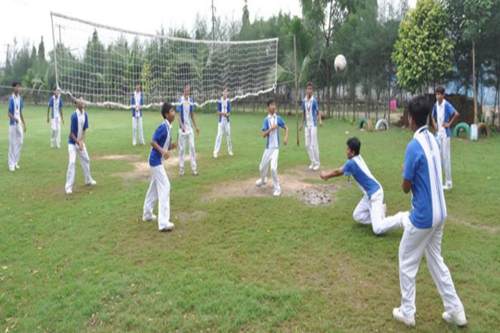 Shannen Kids School-Play Ground