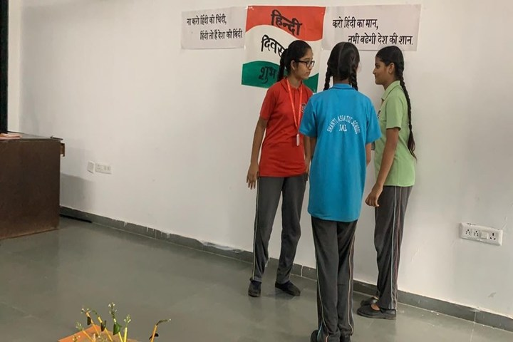 Shanti Asiatic School-Drama