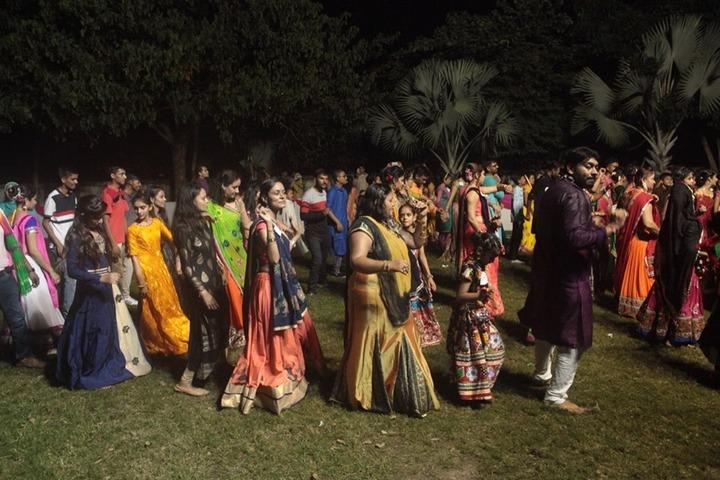 Shanti Asiatic School-Festival Celebrations