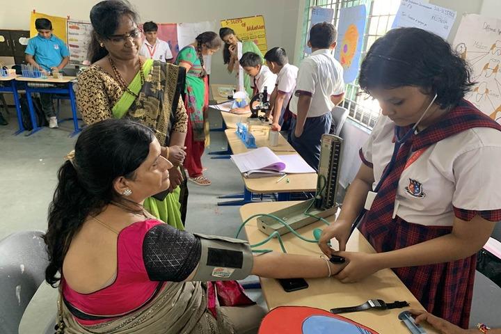 Shanti Asiatic School-School Exhibition