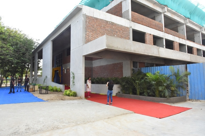Shanti Asiatic School-Campus View