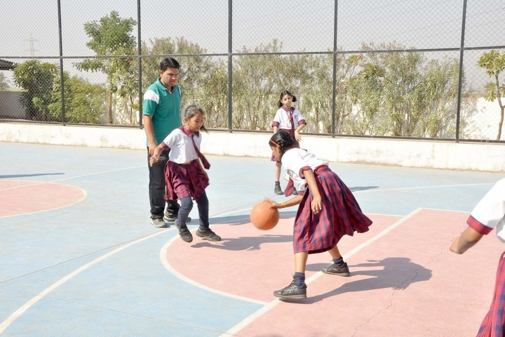 Shanti Asiatic School-Sports
