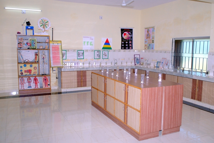 Shardagram English School-Biology Lab