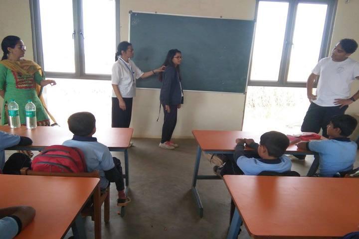Shishukunj International School-Class