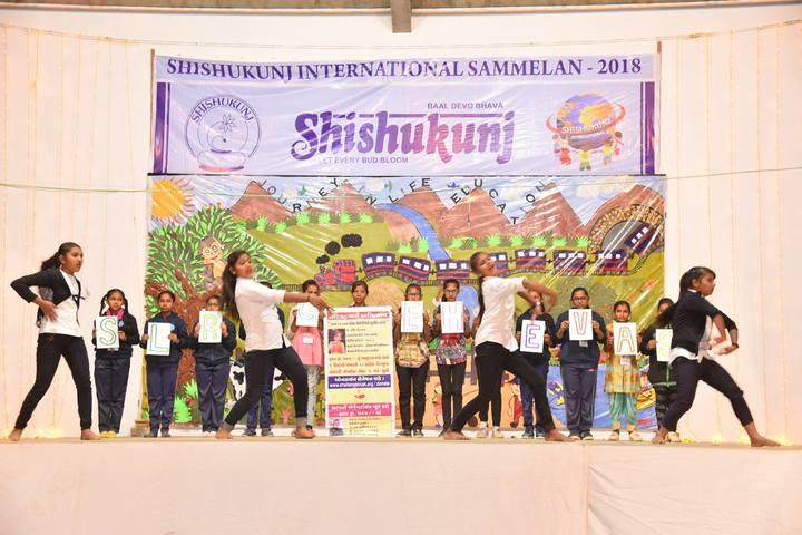 Shishukunj International School-Dance