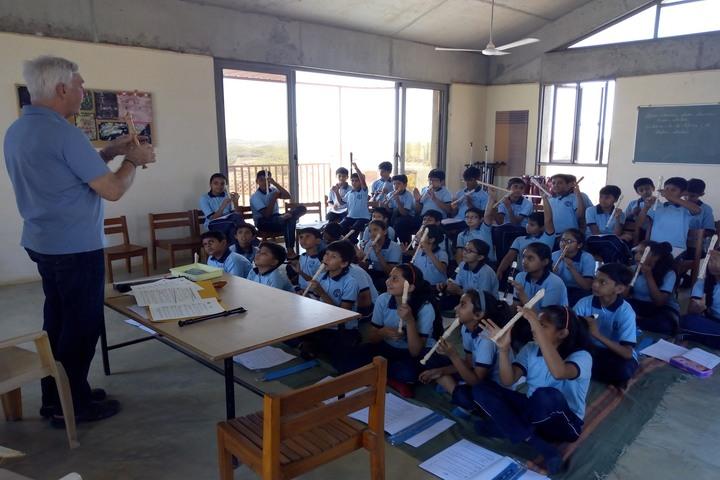Shishukunj International School-Classroom
