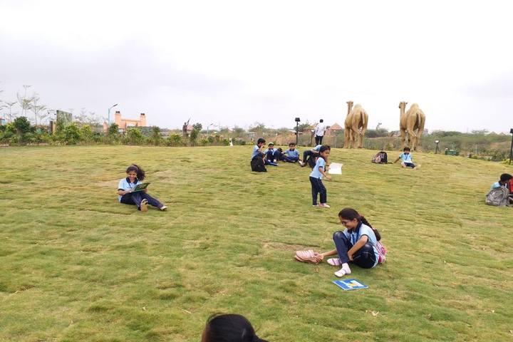 Shishukunj International School-Tour