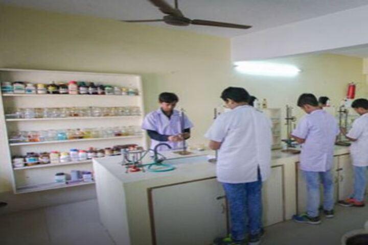 Shiv Ashish School-Chemistry Lab