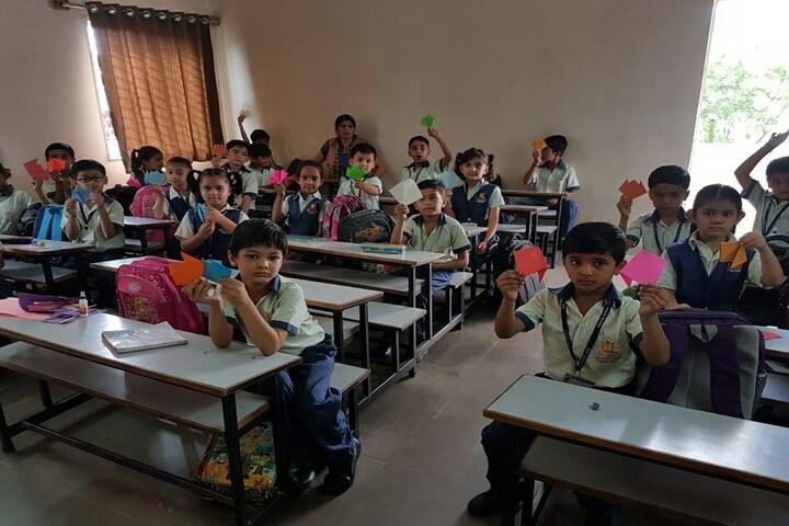 Shiv Ashish School-Classroom
