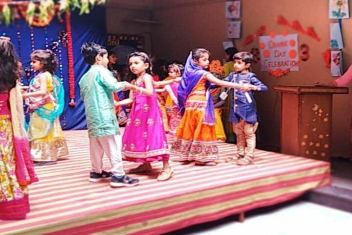 Shiv Ashish School-Dance