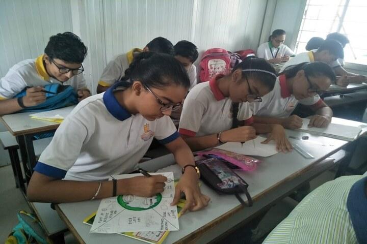 Shiv Ashish School-Drawing