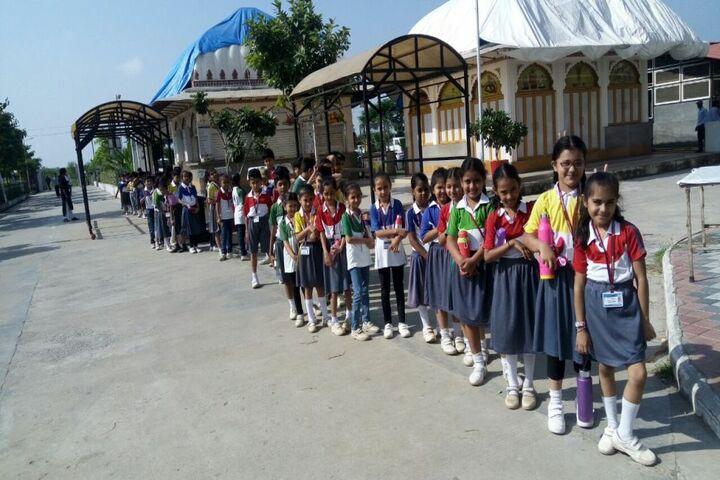 Shiv Ashish School-Educational Tour