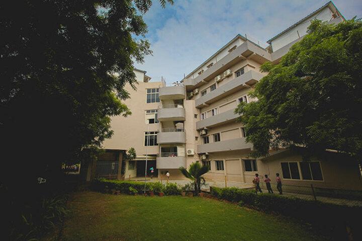 Shiv Ashish School-Garden