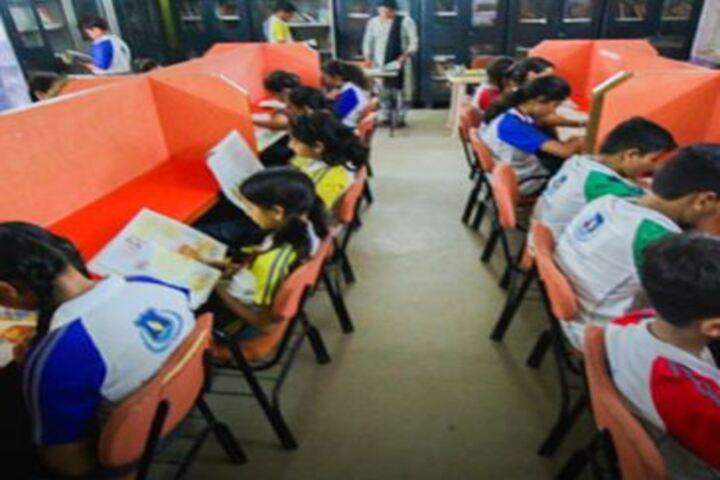 Shiv Ashish School-Library