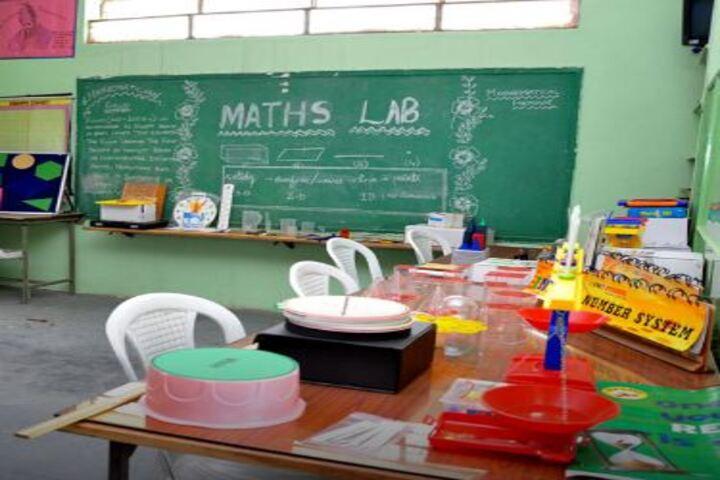 Shiv Ashish School-Maths Lab