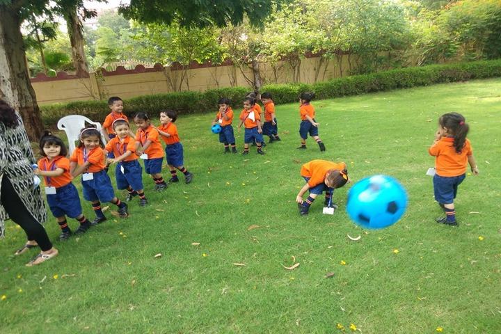 Shiv Ashish School-Play Ground
