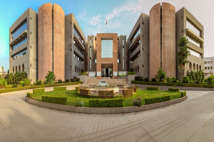 Shree Atmiya Shishu Vidyamandir-Campus View