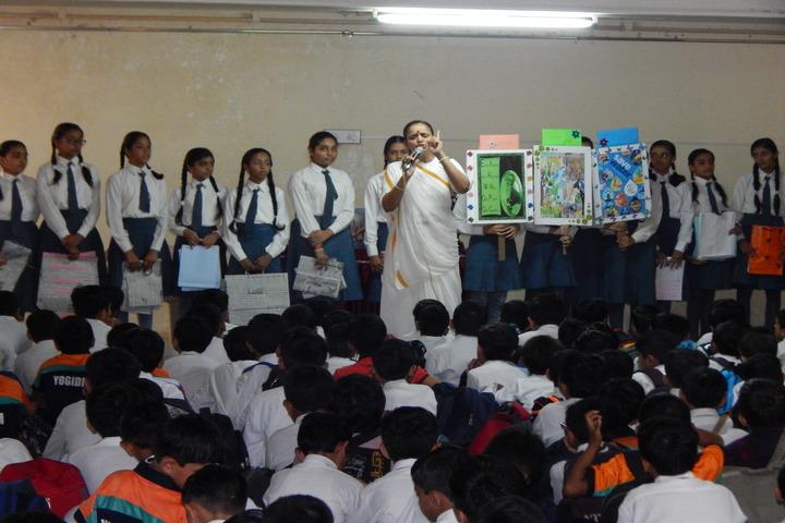 Shree Atmiya Shishu Vidyamandir-World Environment Day