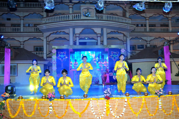 Shree Ghanshyam Academy-Annual Day