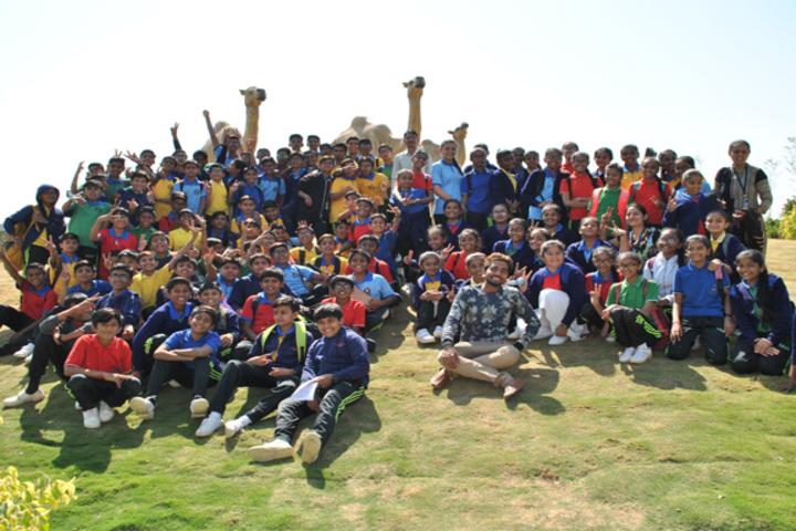 Shree Ghanshyam Academy-Field trip