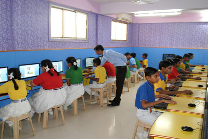Shree Ghanshyam Academy-IT Lab