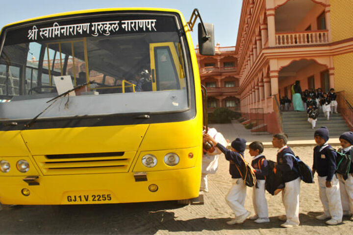 Shree Ghanshyam Academy-Transport