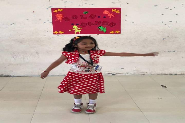 Shree Jain Yuvak Mandal English Medium School-Dance