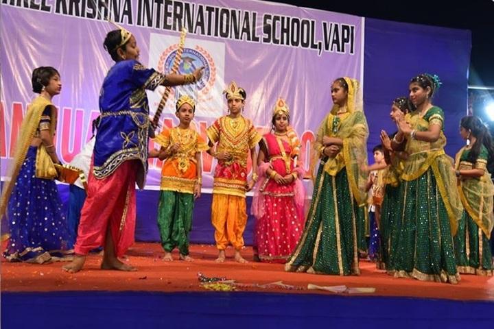 Shree Krishna International School-Events
