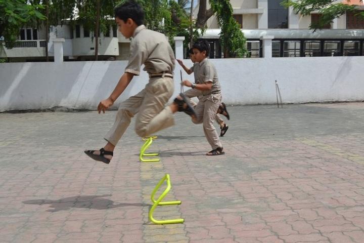 Shree Krishna International School-Sports