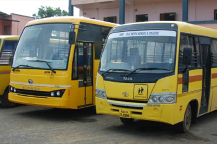 Shree M K Mehta English Medium School-Transport